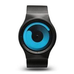 Ziiiro Z0002WB1 Unisex Mercury Ocean Watch [並行輸入品]