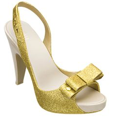 If you're looking for genuine Melissa Shoes online, you'll find them here at the official site for Australia or at one of our stockists. Melissa Shoes, Gold Glitter Heels, Sock Shoes, Tech Accessories, Shoes Online, Fashion Bags, Peep Toe, Sky, Stuff To Buy