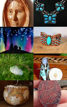 PIF - a Native Forum Team Treasury by Shawn on Etsy--Pinned with TreasuryPin.com