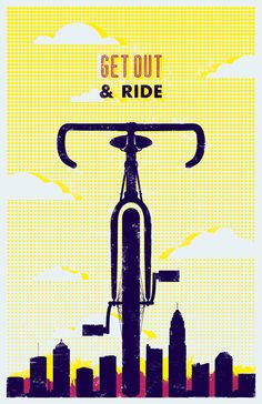 get out & ride