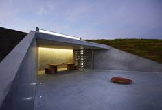 Station Wine Cellar by MAP Architects, Wiroa – New Zealand