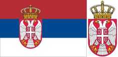 Flag of Serbia Serbian Flag, European Flags, Rome, Novi Sad, Alternate History, Jolie Photo, National Flag, Coat Of Arms