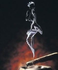 20 Beautiful Examples of Photoshopped Smoke Art and Technique Tutorials