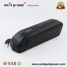 US EU No Tax 2016 new style 36v 500w electric bicycle battery 36v 14ah lithium battery with USB charge