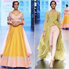 """""""@anushreereddyofficial at @lakmefashionwk  #bollywood #style #fashion #beauty #bollywoodstyle #bollywoodfashion #indianfashion #celebstyle #anushreereddy…"""""""