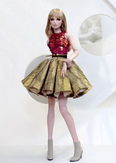 Collecting Fashion Dolls by Terri Gold: Numina Emry