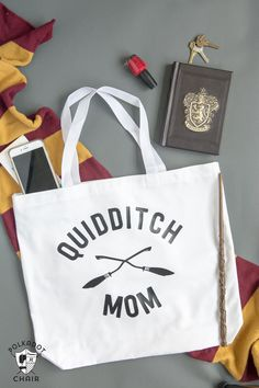 Weasley Harry Potter inspired The Burrow Home heavy duty totebag