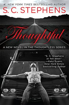 S.C. Stephens has joined Forever's list with the sequel to Thoughtless.  Squee!