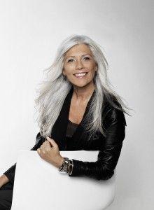 Danish hairstylist Gunn-Britt Zeller.