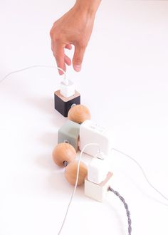 Detail Collective | Products | The oon Power Outlet/Extension Lead from OKUM | Image: OKUM