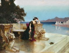 Rudolf Ernst (1854-1912) - Penelope