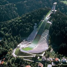 Architecture, Ski Jump Innsbruck Contemporary Interior Design Plans Famous Architects Commercial Modern Floor Architectural Architect Architecture Landscape: Wonderful, Inspirational and Architectural Lessons from Zaha Hadid