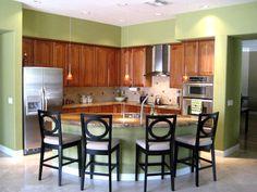 25 Colorful Kitchen Designs