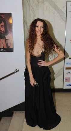 Olga Lounová ve večerní róbě Formal, Sexy, Style, Fashion, Dress, Preppy, Swag, Moda, Fashion Styles