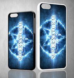 Supernatural X0033 iPhone 4S 5S 5C 6 6Plus, iPod 4 5, LG G2 G3, Sony Z2 Case