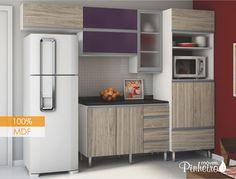 Conjunto cozinha modulada Florença MP001