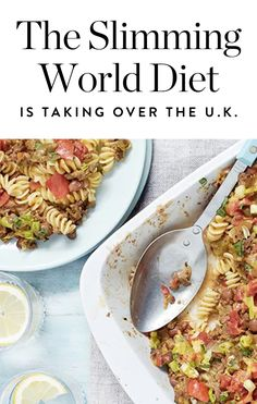 """You may have seen """"syn-free"""" or """"zero syn"""" phrases popping up and thought to yourself, what the heck does that mean? Here's everything you want to know about the Slimming World Diet, the weight-loss method that's gone bonkers in the U. Get Healthy, Healthy Snacks, Healthy Recipes, Easy To Make Dinners, Easy Meals, Slimming World Diet, Sweet Potato Tacos, Best Food Photography, Syn Free"""