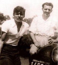 El 29 de diciembre de 1951, en compañía de su amigo Alberto Granado y de la Poderosa