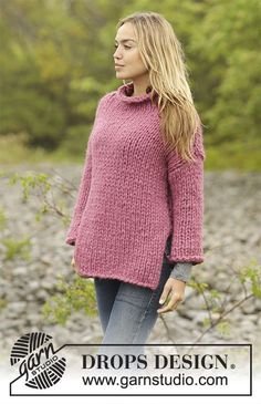 530772e3c74c6 Sunset Rose   DROPS Extra 0-1356 - Free knitting patterns by DROPS Design