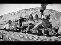 History of the K-27 Locomotive Building America