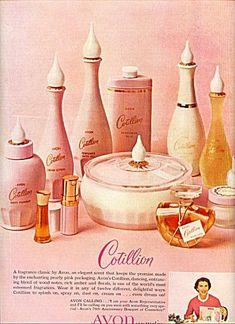 avon cotillion 1962