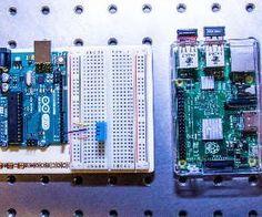Weather Station Using SAMIIO, Arduino, and Raspberry Pi