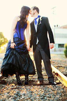 Steampunk wedding...