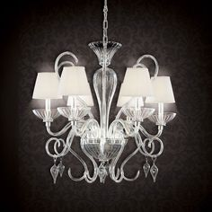 Chandeliers, The Classic Crystal, So Elegant, Sharing Hollywood Luxury Lifestyle Home Decor  Gift     Ideas Courtesy Of InStyle-Decor.com Beverly Hills Enjoy  Happy Pinning