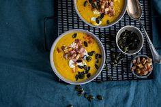 Kürbis-Apfel-Suppe: Mein Herbst-Liebling | Das Knusperstübchen | Bloglovin'