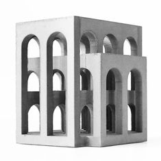 OBJECT RotterdamHAKA building08-10th February__________________________________#exhibition #concrete #concreteart #brutalism #brutalist... Arch Architecture, Futuristic Architecture, Cubist Sculpture, Sculptures, Gift For Architect, Concrete Art, Gate Design, Environment Design, Facade House