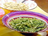 POP-sta Pasta Bar with Three Sauces. This Gorgonzola Cheese Sauce is delish. Be sure to read reviews...