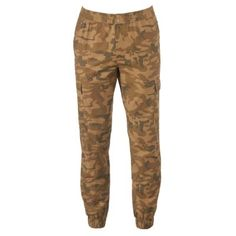 Men's Hollywood Jeans Cargo Jogger Pants