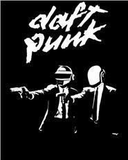 Daft Punk T-shirt - Daft Punks
