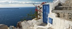 Santorini | by mojagrcka
