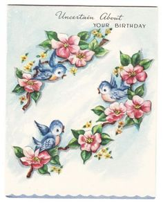 Bluebird pinterest bird vintage and tattoo graham and brown 57218 darcy wallpaper pearl vintage birthday cardsbirthday m4hsunfo Image collections