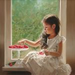 beautiful girl eating cherry custom canvas prints high quality resolution for canvas prints provide by canvaschamp.com in USA in very cheap rate only in $14.94 with 100% customer satisfaction and customer support for canvas printing. so go for this perfect canvas printing toprint your photo and catch your old memories on canvas by our best service of custom canvas prints.