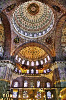 Yeni Mosque , Istanbul