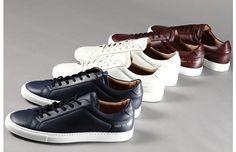 Common Projects' Fall/Winter 2012 Footwear