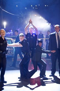 Southland-wish it was still on the air!