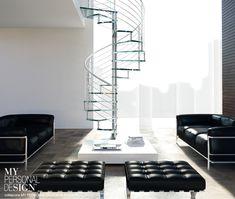 Escalier Design, Stairs, Inspiration, Furniture, Home Decor, Railings, Fences, Couple, Ideas
