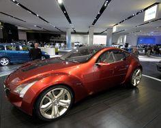 2006 mazda kabura concept car as shown at 2006 naias