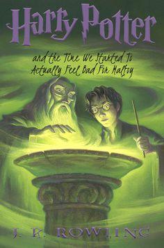 Honest Harry Potter Titles