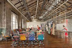 Design Innova: O Novo Escritório da Urban Outfitters
