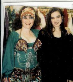 Aida al adawi & Suhaila Salimpour