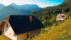 Nad Logarsko dolino leži turistična kmetija, kjer najdete mir in tišino. O njej preberite tudi na www.viaSlovenia.com