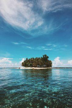 by Barnaby Kent  Island hopping around Siargao, Philippines