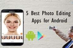 Best 5 Photo Editing Apps for Android.http://buff.ly/2qiZ0vd   #PhotoEditingApps #Android #SmartphoneTricks
