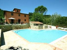 Villa with pool in the heart of Chianti, near Florence   Holiday Rental in Strada in Chianti from @HomeAwayUK #holiday #rental #travel #homeaway