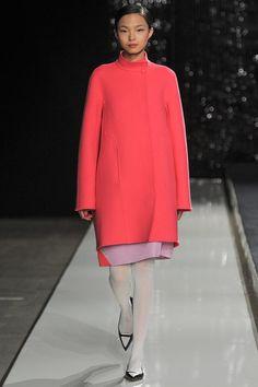 Honor New York - Spring Summer 2015 Ready-To-Wear - Shows - Vogue. Fashion Models, High Fashion, Fashion Show, Womens Fashion, Fashion Design, Designer Collection, New York Fashion, Yorkie, Ready To Wear