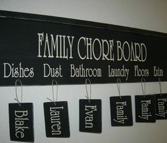 How To Get The Most Out Of Your Small Space: Involve the whole family in chores